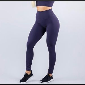 Buffbunny Rosa leggings - Sangria